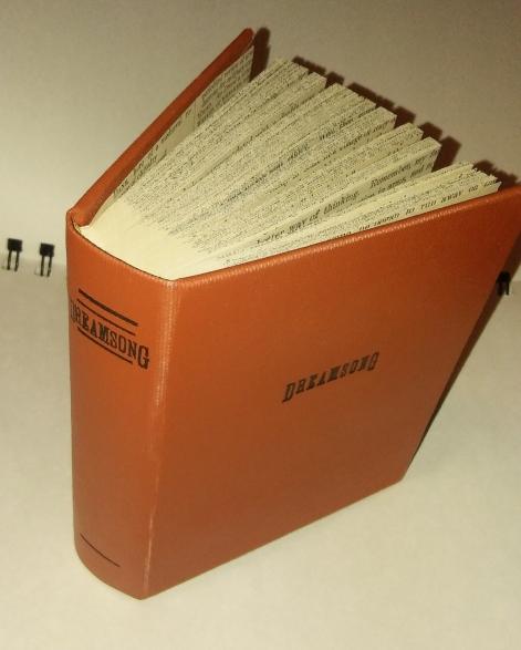 handmade book bookbinding