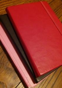 moleskine journals