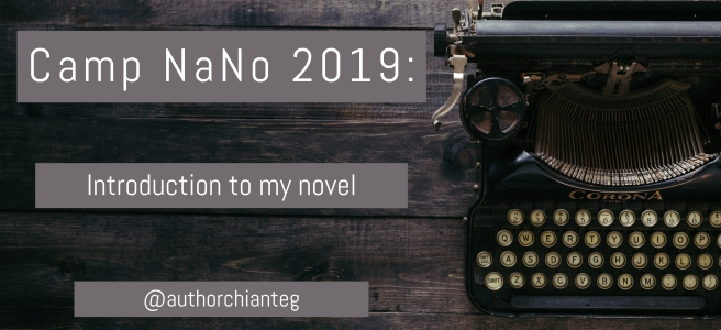 camp nanowrimo introduction to my novel